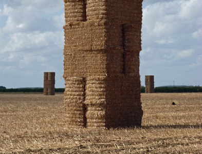 TA0613 : Towers of Straw by David Wright