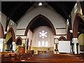 TQ3478 : Interior of St Anne's church, Bermondsey by Stephen Craven