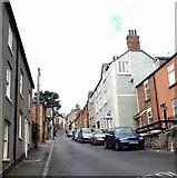 SJ0566 : Park Street, Denbigh by Claire MacNeill