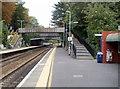 ST6568 : Keynsham railway station by Jaggery
