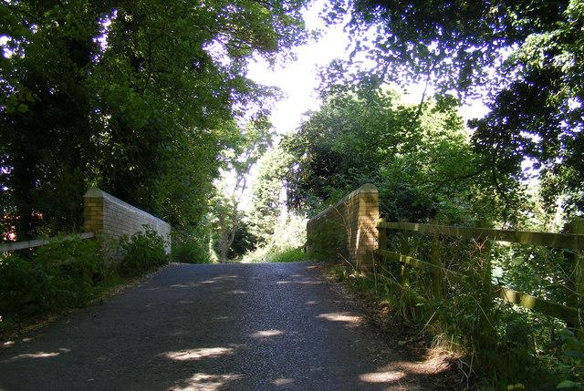 Bridge on Mells Road
