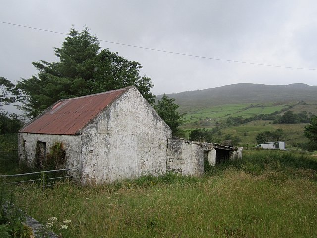 Old farm building, Derryhillagh