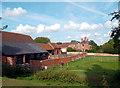 SU5488 : Fulscot Manor by Des Blenkinsopp