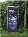TM1681 : B.T. Advert by Keith Evans