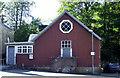 NS1367 : Toward Church Hall by Thomas Nugent