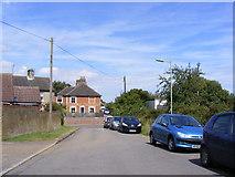 TM3863 : Park End, Saxmundham by Geographer