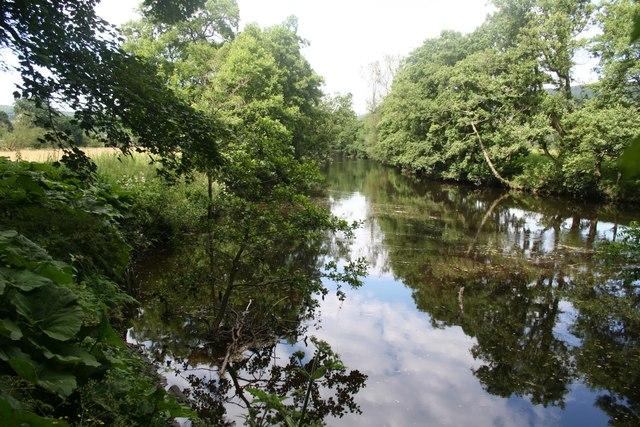 River Derwent below Calver