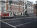 TQ3180 : Office Buildings Victoria Embankment, Blackfriars by Paul Gillett