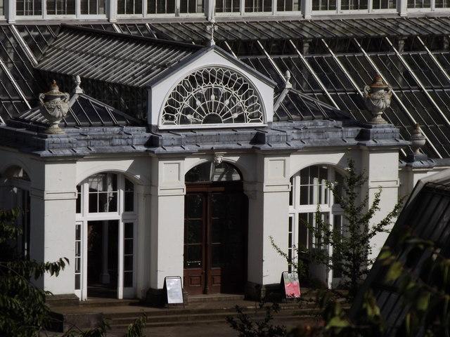 Temperate House, Western Doorway