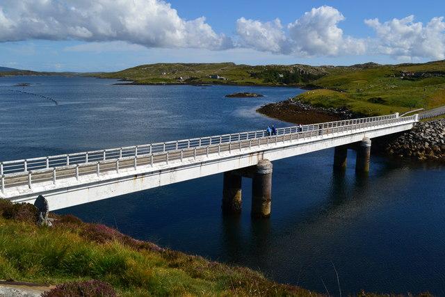 Bernera Bridge