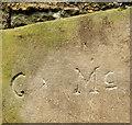 J5064 : Headstone, Tullynakill old church near Comber (4) by Albert Bridge