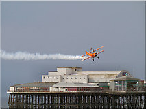 SD3036 : Blackpool Airshow 2012 by David Dixon