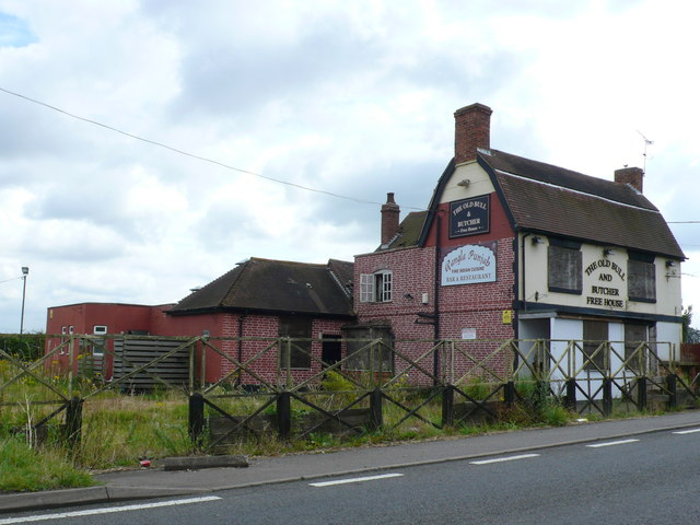 The Old Bull and Butcher