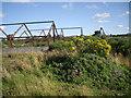 NO5599 : Incomplete steel-frame buildings by Stanley Howe