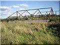 NO5599 : Steel-frame building by Stanley Howe