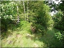 SE0025 : Stile on Hebden Royd Footpath 68, Brock Holes by Humphrey Bolton