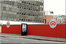 J3373 : New petrol station, Belfast by Albert Bridge