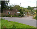 ST2997 : Entrance to Bell Hydraulics, Cwmbran by Jaggery