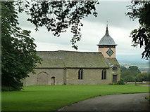 SO4465 : Croft Castle - church by Chris Allen