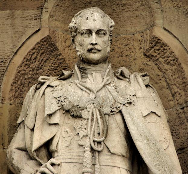 Statue of Prince Albert, Belfast