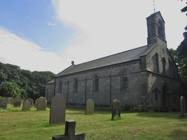 Church of St Paul, North Sunderland