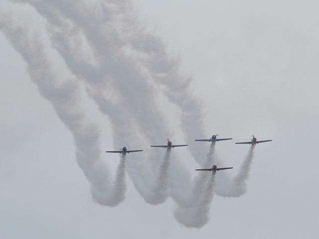 Aerostars at Blackpool
