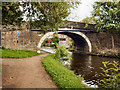 SD6526 : Leeds and Liverpool Canal Bridge#95 by David Dixon