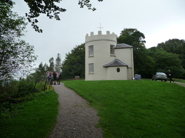 The Roundhouse on the Kymin, Monmouth
