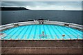 SX4753 : The Lido as seen from The Terrace, Plymouth, Devon by Christine Matthews