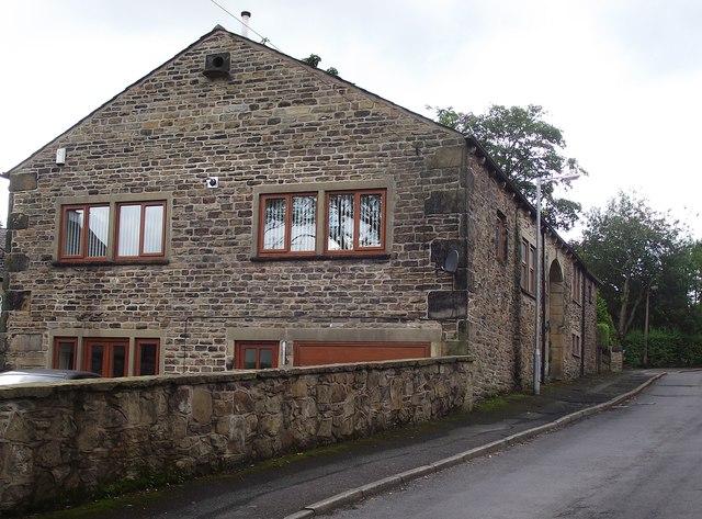 Toll Bar House