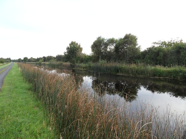 Grand Canal in Falsk, Co. Offaly