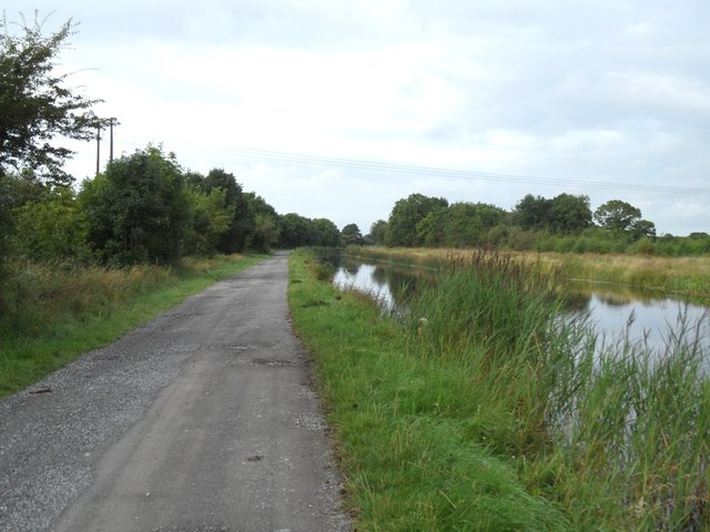 Grand Canal in Clonony, Co. Offaly
