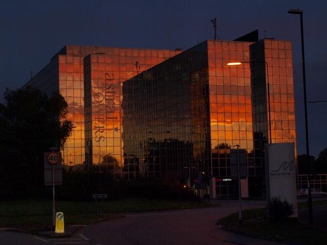 Astral Towers at Crawley