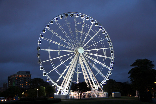 The Wheel of Plymouth, Plymouth, Devon