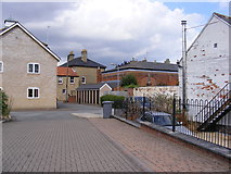 TM3863 : Bell Close, Saxmundham by Geographer