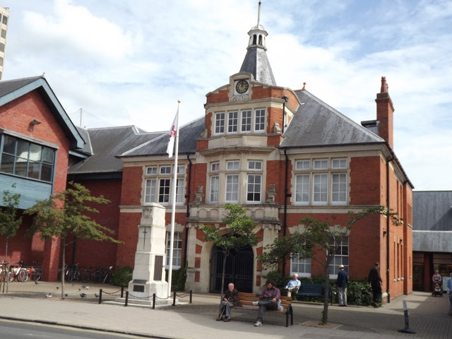 Old Town Hall, New Malden