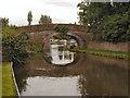 SD4855 : Lancaster Canal, Galgate Bridge by David Dixon