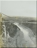 ST5673 : Clifton Suspension Bridge in 1930 by George Baker