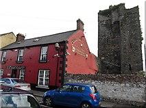 J1811 : Taaffes Castle and Taaffes Castle Bar by Eric Jones