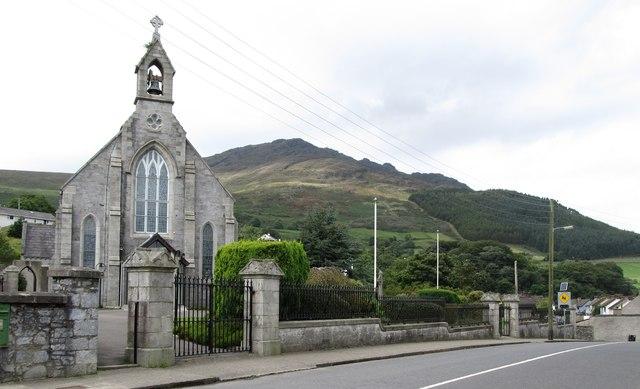 St Michael's Catholic Church in Dundalk Street