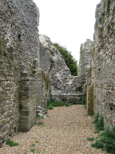 Reredorter, Priory of St Pancras