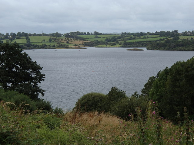 View over Carsington Water