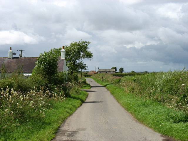 Approaching Kelsick from the south-east