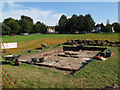 TQ2965 : Archaeology in Beddington Park by Stephen Craven
