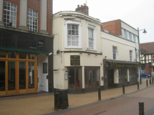 Chinese restaurant - Winchester Road