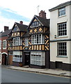 SO5174 : Grade II listed Preacher's House, Ludlow by Jaggery