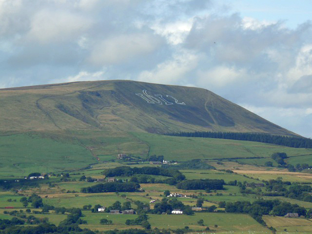 Pendle with numbers