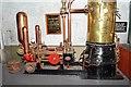 TM0880 : Fire Pump - Bressingham by Ashley Dace