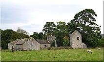 SK1583 : Spital Buildings, Castleton - Grade 2 listed by Neil Theasby