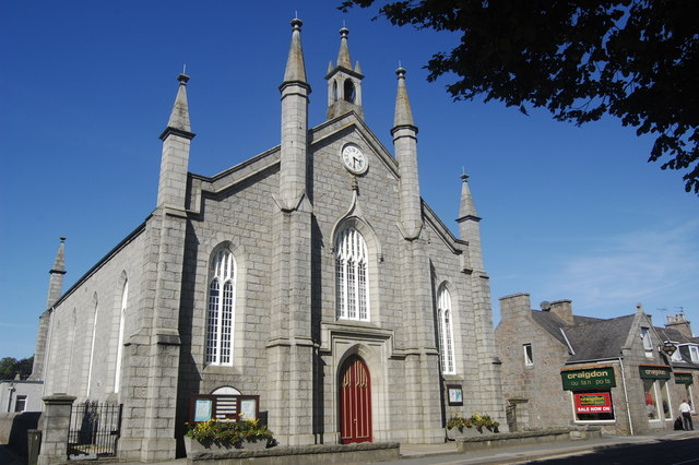 St Andrew's Church, Inverurie (the Auld Kirk)